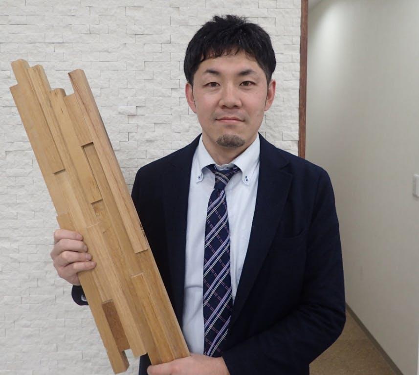 パネルラボ店長伊藤